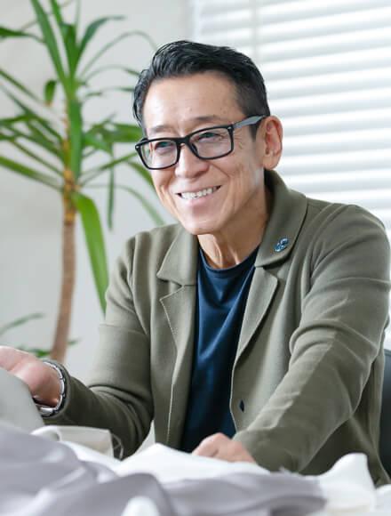 DOKOH SHOJI CO., LTD. President and Representative Director Tsuyoshi Watanabe Photo